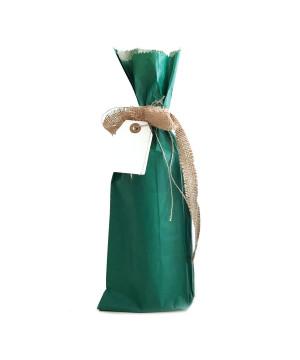 Sacchetti Portabottiglie Verde