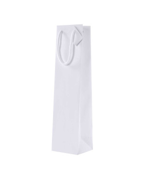 Shopper Linea Lusso Bianco