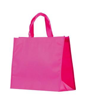 Shopper TNT Colorato Fucsia