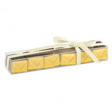 Porta Cioccolatini in Pvc Trasparente