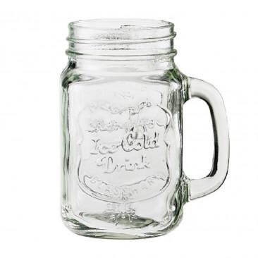 Jar in vetro per bevande
