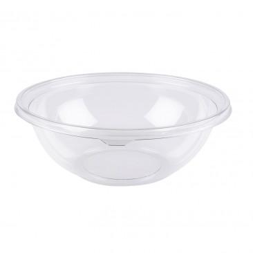 Contenitore Plastica per Insalate Trasparente