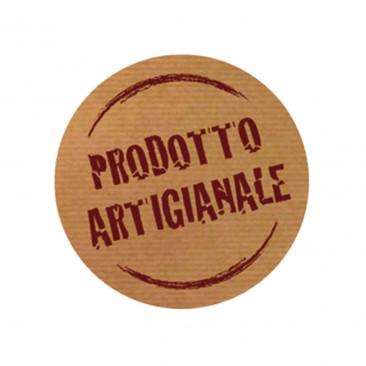 Etichetta Adesiva Prodotto Artigianale