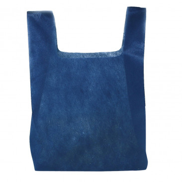 Shopper TNT Canottiera Blu