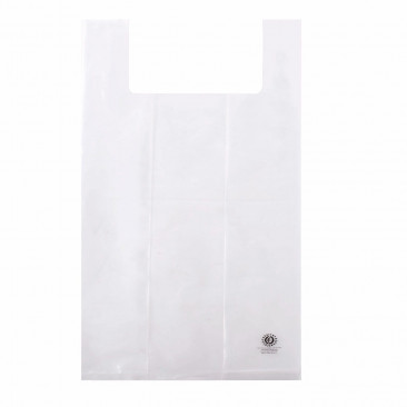 Shopper Plastica Trasparente