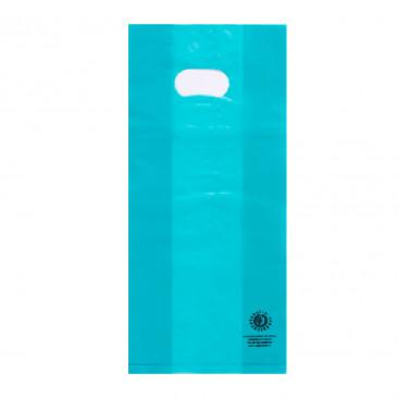 Shopper Plastica con soffietto Mix