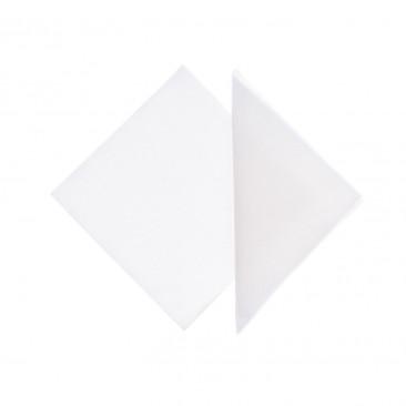 Tovaglioli Carta 2 Veli 25x25 cm Bianco