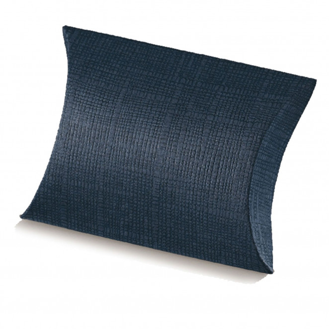 Astuccio in Cartoncino Colorato Blu