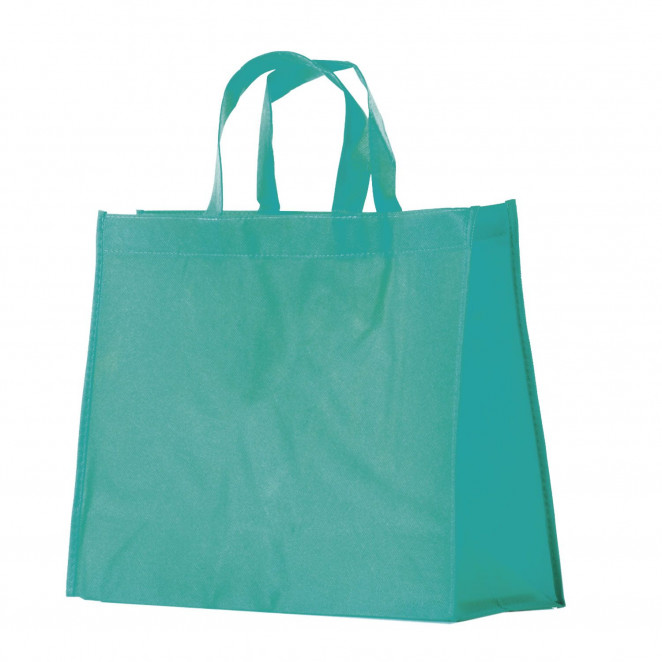 Shopper TNT Colorato Acquamarina